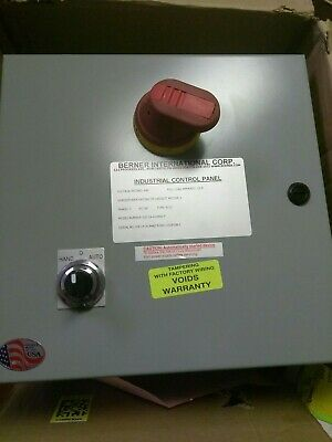 New Hammond Manufacutring Junction Box Ej12126