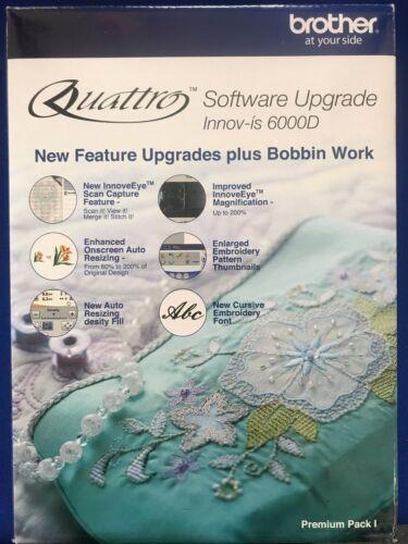 NV6000D Brother Quattro Upgrade Kit Premium Pack I