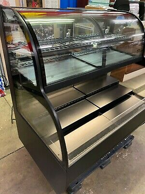 Federal Industries Ssrc5052 50 Refrigerated Pastry Deli Display Case 208-240vac