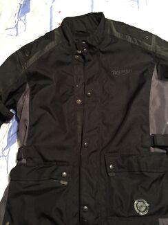 Triumph motorcycle jacket xl  Altona Meadows Hobsons Bay Area Preview