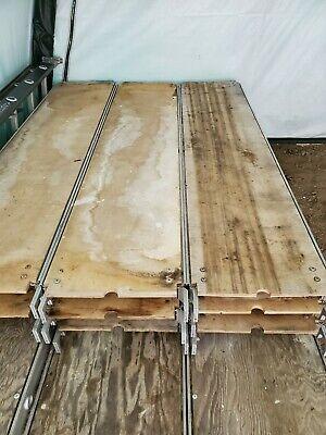 Werner Aluma-plank 7 Aluminum Scaffold Planks With Plywood Deck