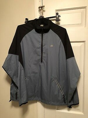 53d4bdd9bb EMS Eastern Mountain Sports Windbreaker Pullover Perfect Condition! REI Kuhl