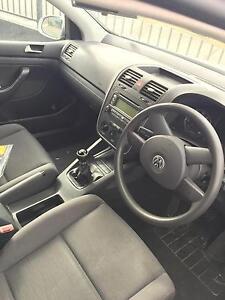 2004 Volkswagen Golf V trendline hatchback manual