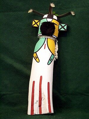 Hopi Cradle Kachina Doll - Corn Kachina - Old Style Beauty! for sale  Shipping to Canada