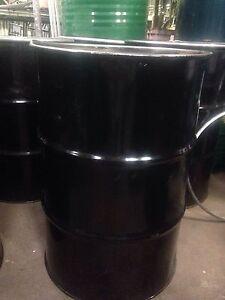 44 gallon (205 litre) open top steel drums Kelmscott Armadale Area Preview