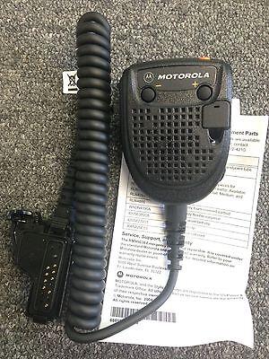 New-oem Motorola Rmn5038 Speaker Mic Xts1500 Xts2500 Xts3000 Xts5000 Ht1000 Mts
