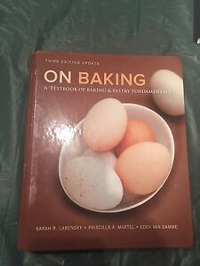 Culinary Textbooks Kitchener / Waterloo Kitchener Area image 2