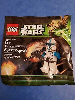 Clone Trooper Lieutennant 5001709 Promo Tüte  NEU (Clone Trooper Lego)