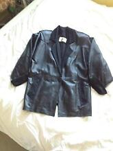 Womens vintage leather jacket/coat Concord Canada Bay Area Preview