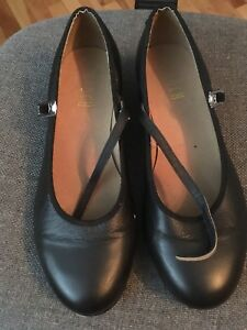 Bloch Leather Tap Shoes - 7 womens