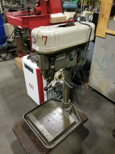 Rockwell Bench Model Drill Press, Inv 41092