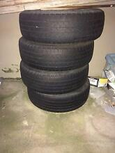 FREE Holden Commodore VT to VZ  Rims and Tyres Dolans Bay Sutherland Area Preview