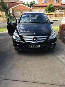 2009 Mercedes-Benz B200 Hatchback Endeavour Hills Casey Area Preview