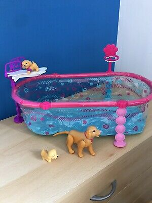 Barbie Puppy Swim School | swimming pool | Play Set