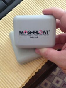 Mag-Float (75 gallons et ++)