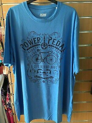 JACAMO PEDAL POWER  t-shirt   3XL  LONG bnip  BIG&TALL