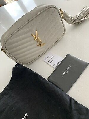 Saint Laurent YSL Mini Lou Crossbody