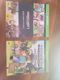 Minecraft Favourites Pack + Builders Pack CODES