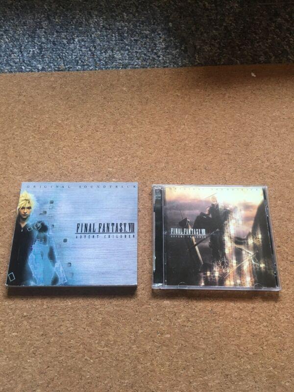 Final Fantasy VII Advent Children OST