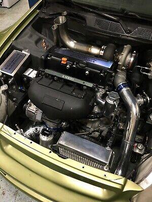 k20/k24 Top Mount turbo manifold T4 Twin Scroll Non lean AWD , usado comprar usado  Enviando para Brazil
