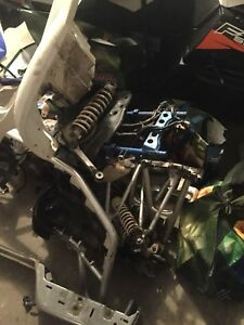 Yamaha raptor complete part out 2002 660