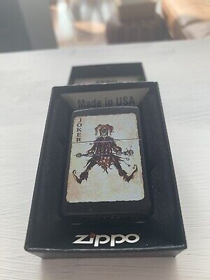 Joker Zippo