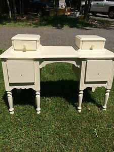 Antique Desk/Vanity. SOLD PPU