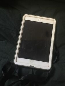 iPad mini  with life proof case