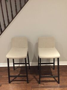 Bar chairs from design republic