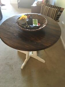 Shabby Chic Table Bentleigh East Glen Eira Area Preview