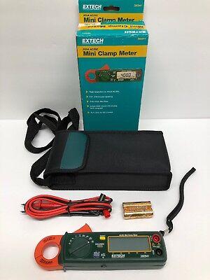 Extech 380941 Mini Clamp Meter