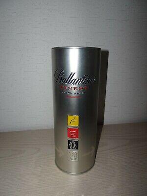 * Ballantines * 0,7 l * Finest Scotch Whisky * 40 % * in Metallbox * aus 2004 *