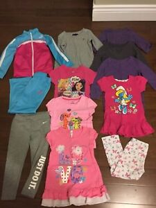 Girls clothing lot for sale - size 5