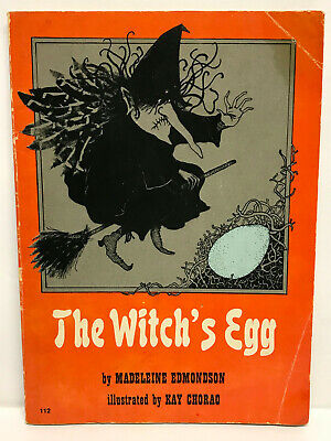 The Halloween Story (Vtg HALLOWEEN Story THE WITCH'S EGG 1975 1st Print READER'S DIGEST)