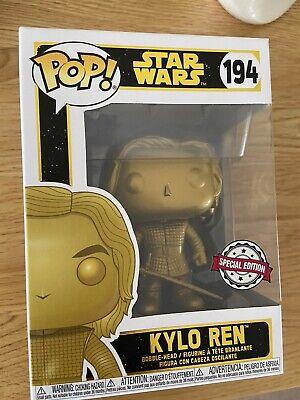 Star Wars kylo Ren Funko Pop