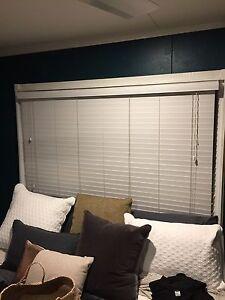 Venetian blinds x 4 (make offer) Gailes Ipswich City Preview