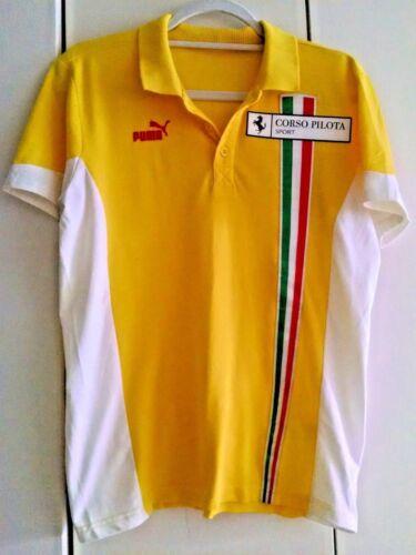 Ferrari driving shirt from Corsa Pilota