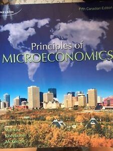 Principles of Microeconomics and Principles of Macroeconomics