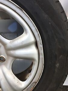 Subaru rims and tyres Moffat Beach Caloundra Area Preview