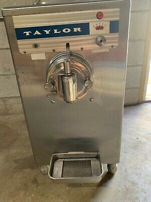 Taylor Commercial Ice Cream Freezer Machine Maker 330-32