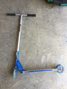 Custom scooter
