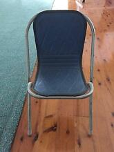 Retro solid steel Childrens Chairs Frenchs Forest Warringah Area Preview
