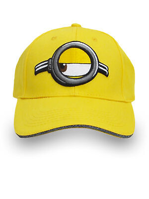 Minion Hats For Adults (Adult Minions Embroidered Hat Baseball Cap -)