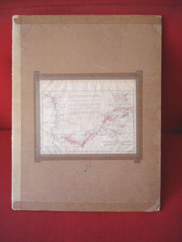 Set of Vintage Tennessee River Navigation Charts!!!