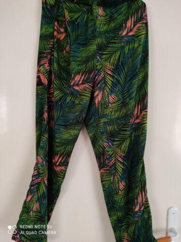Pantalon original taille 42 fluide taille Élastique