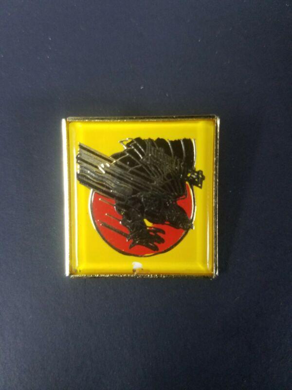 Judas Priest Screaming For Vengance pin badge 80s