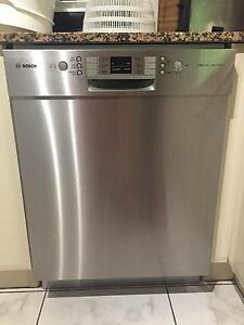 Bosch Dishwasher with cutlery tray Lidcombe Auburn Area Preview