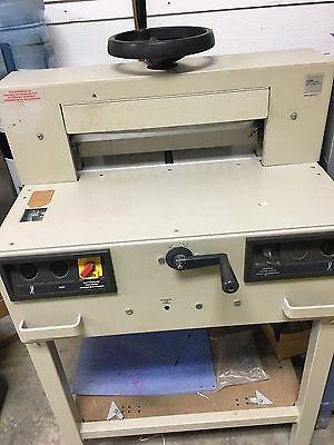 Triumph Paper Cutter 18 Cut