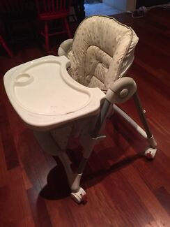 High chair for sale Glenwood Blacktown Area Preview