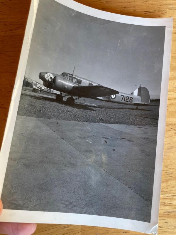 """WWII British Airplane Nose Art Photo 5"""" x 7"""""""